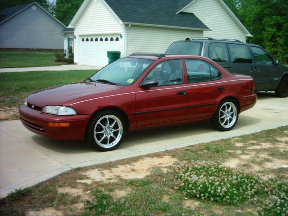 Another bluemagoo2004 1994 Geo Prizm post... - 8494978