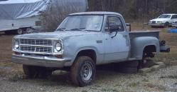buem58s 1979 Dodge Power Wagon