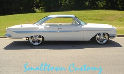 durtyred60s 1961 Chevrolet Impala