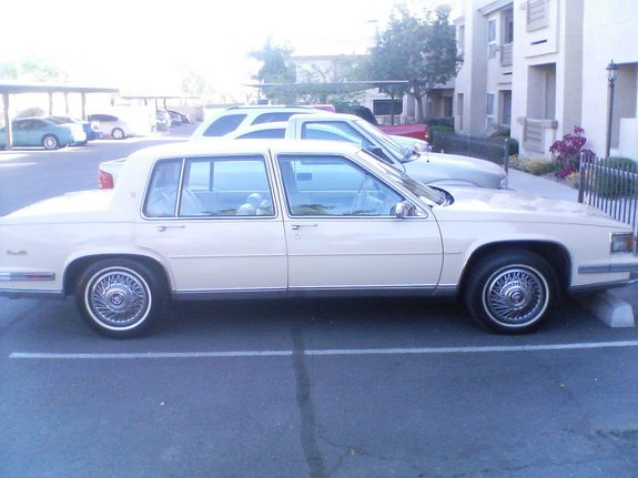 Another 8sixdeville 1986 Cadillac DeVille post... - 8291922