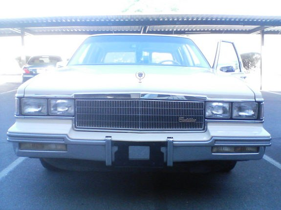 Another 8sixdeville 1986 Cadillac DeVille post... - 8291923