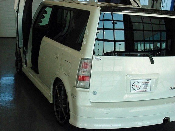 Another gecko00 2004 Scion xB post... - 8307450