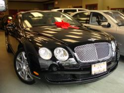 FrontHood136ths 2006 Bentley Continental GT