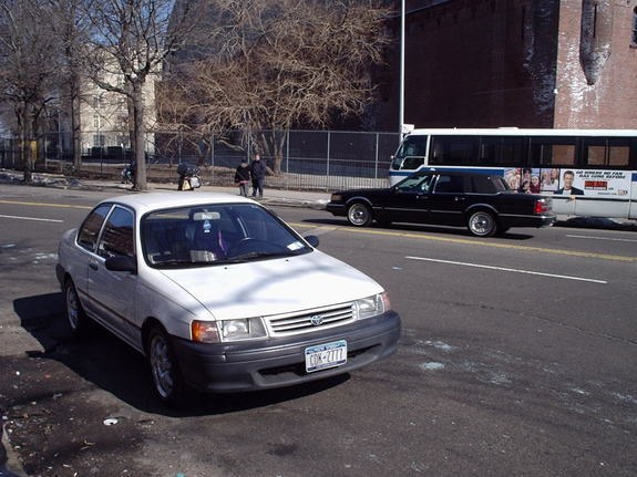Another thirdcel 1992 Toyota Tercel post... - 8293929
