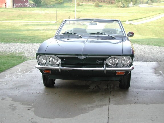 Another Herter300 1969 Chevrolet Corvair post... - 8295247