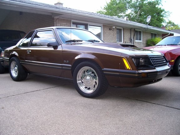 82notch 1982 Ford Mustang