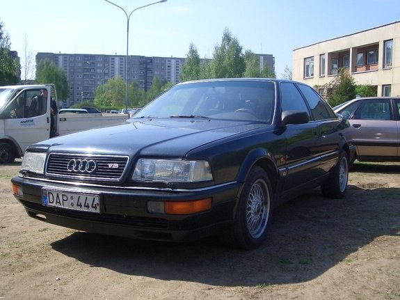 Another marisoll 1991 Audi V8 post... - 8296677