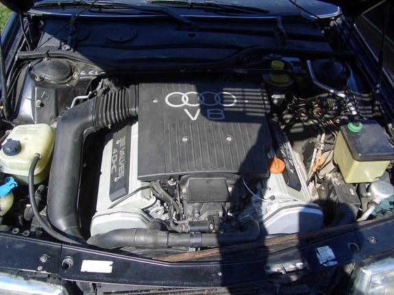 Another marisoll 1991 Audi V8 post... - 8296678