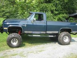 msgtcodys 1985 Chevrolet Silverado 1500 Regular Cab