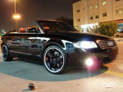 the_beast_a4s 2004 Audi Cabriolet