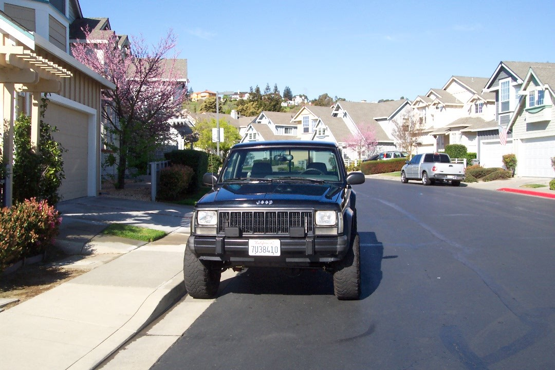 1991 Jeep Comanche Regular Cab