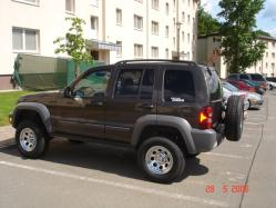 usafgearhead 2005 Jeep Liberty