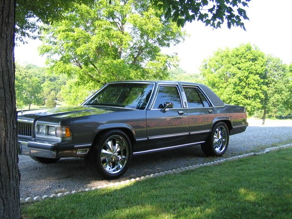 20grand91marq 1991 Mercury Grand Marquis Specs Photos