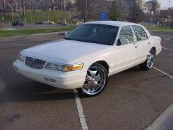 bmc357374 1995 Mercury Grand Marquis