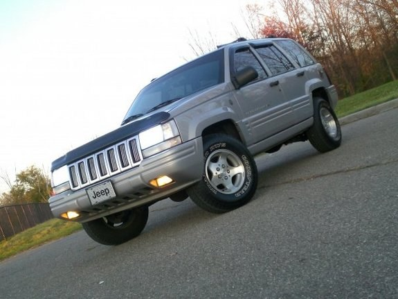 Grandcherokee313's 1998 Jeep Grand Cherokee