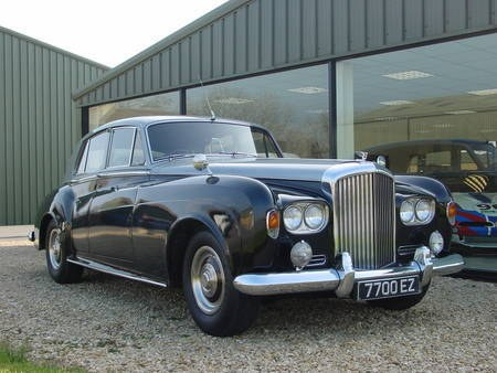 Another shutyomouth 1965 Bentley Continental GT post... - 8306572