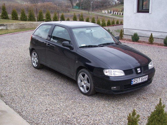 maciejprzysiecki 2001 seat ibiza specs photos modification info at cardomain. Black Bedroom Furniture Sets. Home Design Ideas