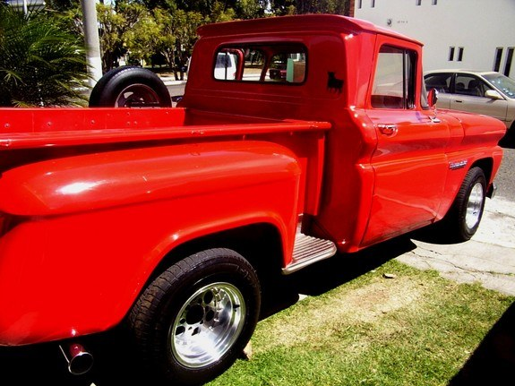Another TITOREDHOTAPACHE 1960 Chevrolet Apache post... - 8311496