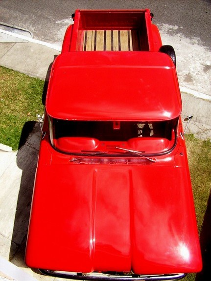 Another TITOREDHOTAPACHE 1960 Chevrolet Apache post... - 8311499