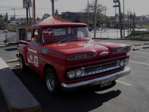 Another TITOREDHOTAPACHE 1960 Chevrolet Apache post... - 8311505
