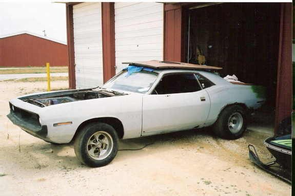 MrMopar1970 1970 Plymouth Barracuda Specs, Photos