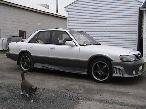 Another IBSHAFTED 1992 Toyota Cressida post... - 8315064