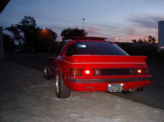 Another tigermack 1982 Mazda RX-7 post... - 8330177