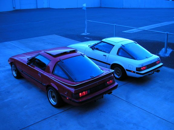 Another tigermack 1982 Mazda RX-7 post... - 8330183