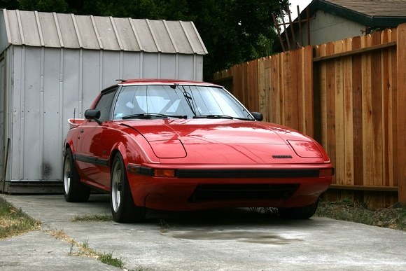 Another tigermack 1982 Mazda RX-7 post... - 8330193