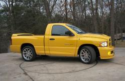 SRTRACER2 2005 Dodge Ram SRT-10