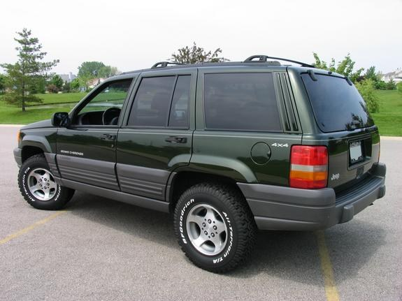 Tjd1cheese 1997 Jeep Grand Cherokee Specs Photos Modification
