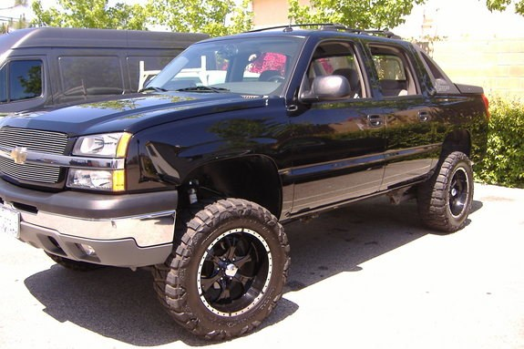 highavyondubs 2005 chevrolet avalanche specs photos. Black Bedroom Furniture Sets. Home Design Ideas