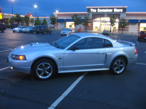 biggyd45 39 s 2003 ford mustang in columbus oh. Black Bedroom Furniture Sets. Home Design Ideas