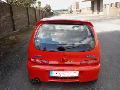 Another ZuffyKat 2001 Fiat Seicento post... - 8321461