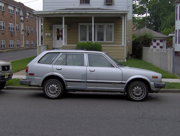 Neverdubious 39 s 1982 honda civic in passaic nj for Honda passaic nj