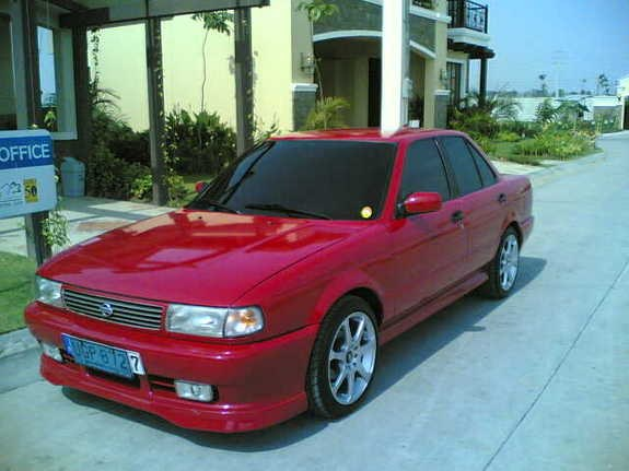 east2west 1996 Nissan Bluebird Specs, Photos, Modification ...
