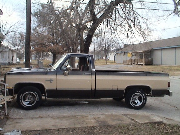 Another chubys 1986 Chevrolet C/K Pick-Up post... - 8517467