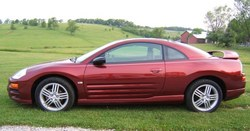 SlySpyderSpy07s 2003 Mitsubishi Eclipse