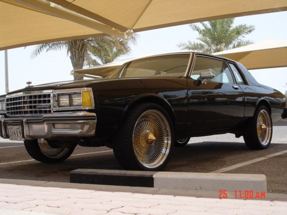 Another skinny-j 1980 Chevrolet Caprice post... - 8505647