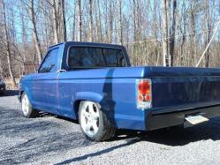 LowridinMooks 1989 Ford Ranger Regular Cab
