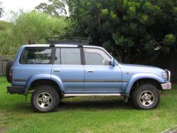 peterpilot 1996 Toyota Land Cruiser