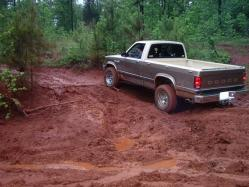 OlDakota4x4 1988 Dodge Dakota Regular Cab & Chassis