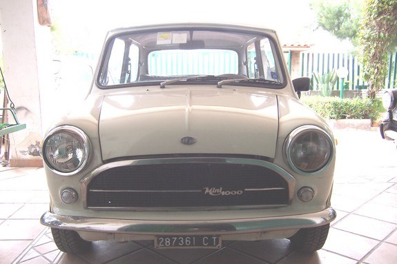 Another notorianm 1973 MINI Cooper post... - 8510815