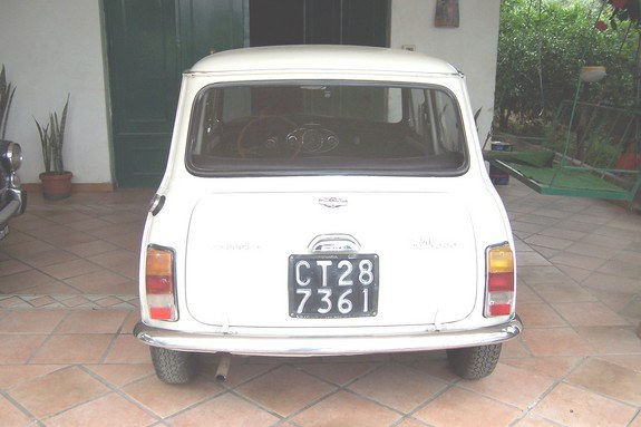 Another notorianm 1973 MINI Cooper post... - 8510816