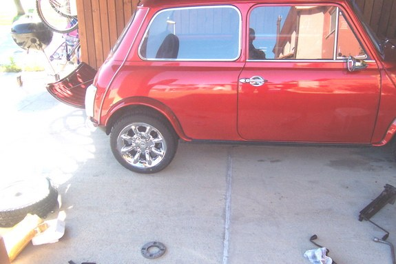 Another notorianm 1973 MINI Cooper post... - 8510823