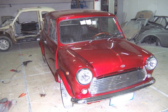 Another notorianm 1973 MINI Cooper post... - 8510826