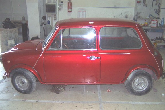 Another notorianm 1973 MINI Cooper post... - 8510827