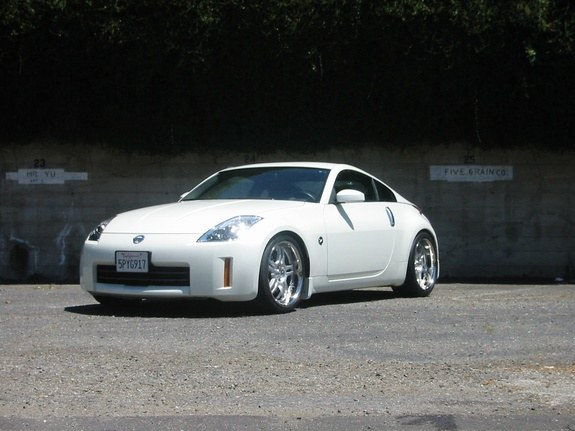 takomumu 2006 nissan 350z specs photos modification info. Black Bedroom Furniture Sets. Home Design Ideas