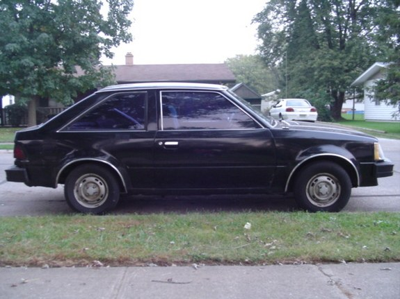 Another squatch74md 1984 Mercury Lynx post... - 8329607