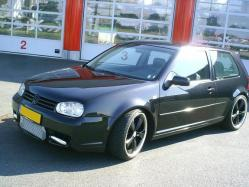 V6-4Motion 2000 Volkswagen Golf